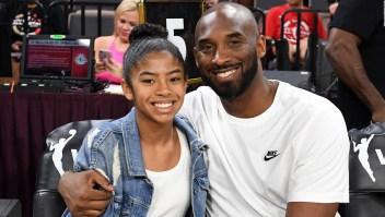 Kobe Bryant habla sobre ser el entrenador de su hija