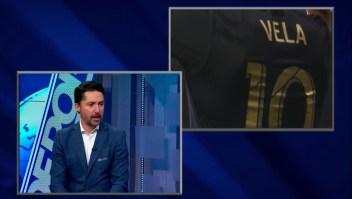 Yon de Luisa nos dice si es posible que Vela vuelva a jugar por México