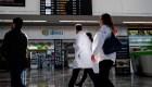 Aeropuerto de Tijuana en alerta por el coronavirus