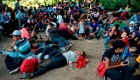 La desesperación de los migrantes en busca de un sueño