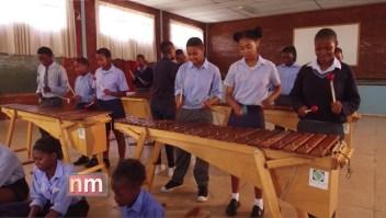 La única banda de marimba con integrantes sordos