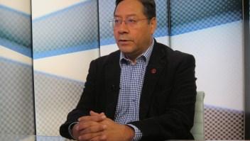 """Luis Arce: """"Es difícil que haya elecciones limpias en Bolivia"""""""