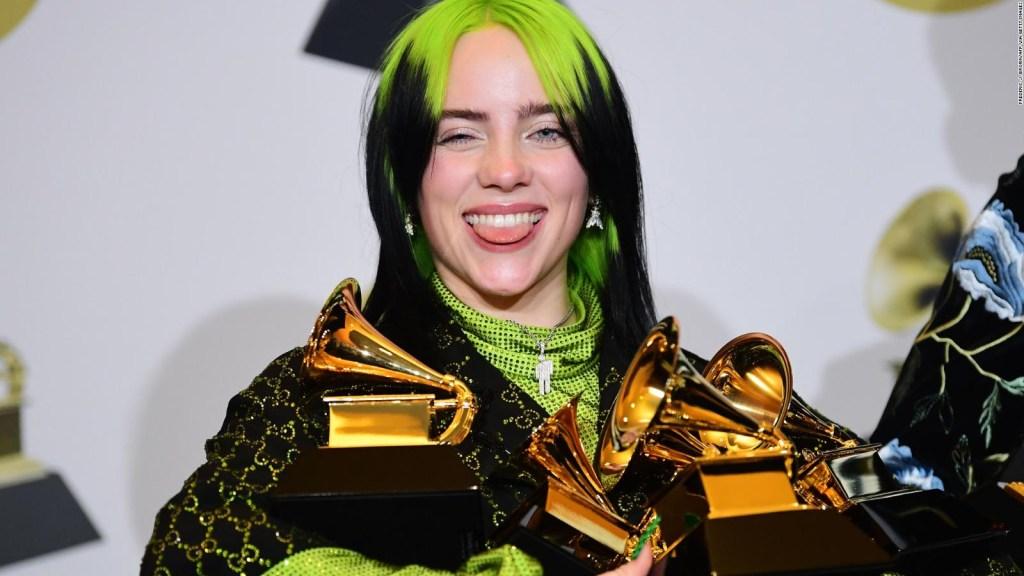 Las mujeres brillaron en los premios Grammy