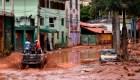 38 muertos en Brasil por las fuertes lluvias