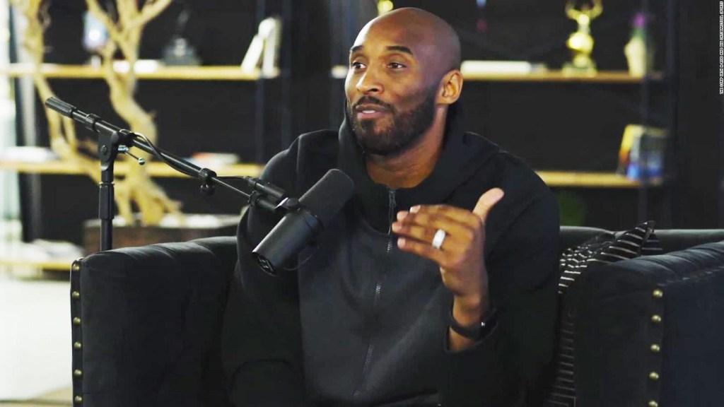 Kobe Bryant explica por qué prefería volar en helicópteros