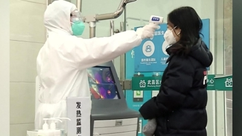 """Coronavirus es """"evento serio de salud pública global"""", según especialista"""