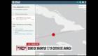 Fuerte terremoto sacude Jamaica