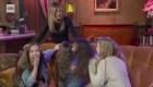 """Jennifer Aniston sorprende a fanáticos de """"Friends"""""""