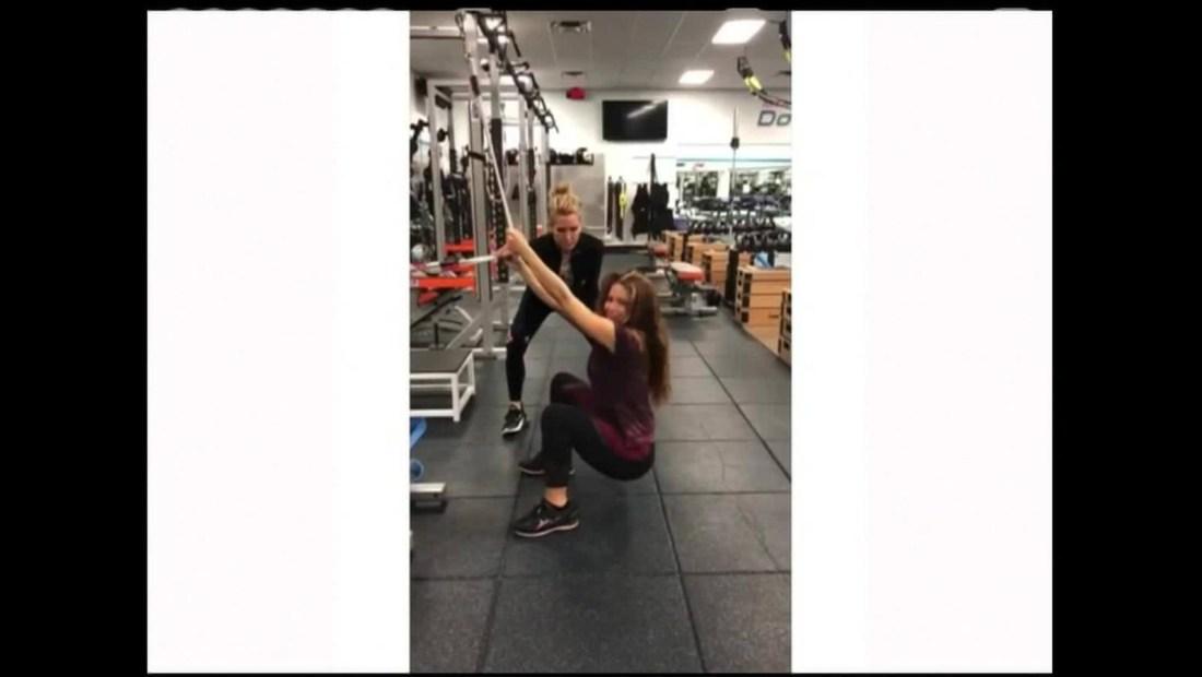 La rutina de ejercicios Shakira para el show del Super Bowl