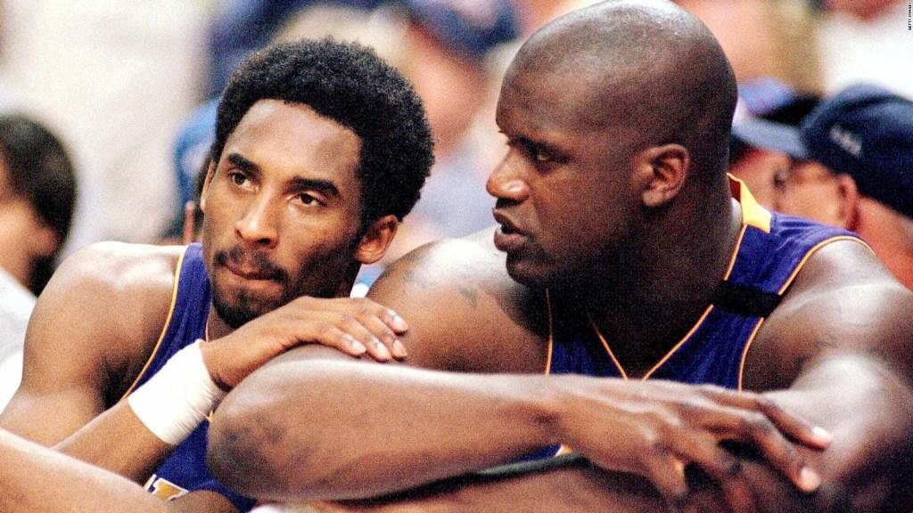 El mensaje de Shaquille O'Neal tras la muerte de Kobe Bryant
