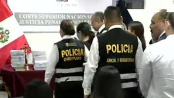 Keiko Fujimori vuelve a prisión preventiva