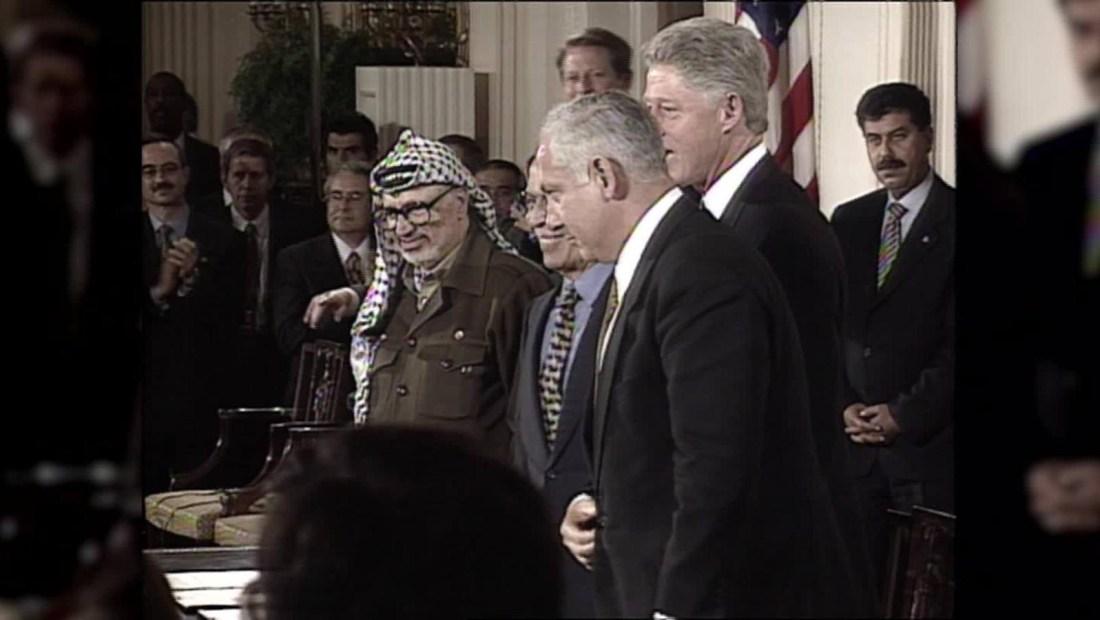 La historia de los planes de paz de EE.UU. en Medio Oriente