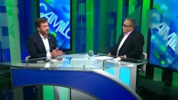 """Alejandro Domínguez: """"La Conmebol era como una casa del terror"""""""