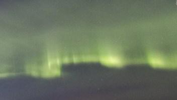 Descubren una nueva forma de aurora boreal
