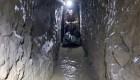 Hallan el túnel de contrabando más largo entre México y EE.UU.