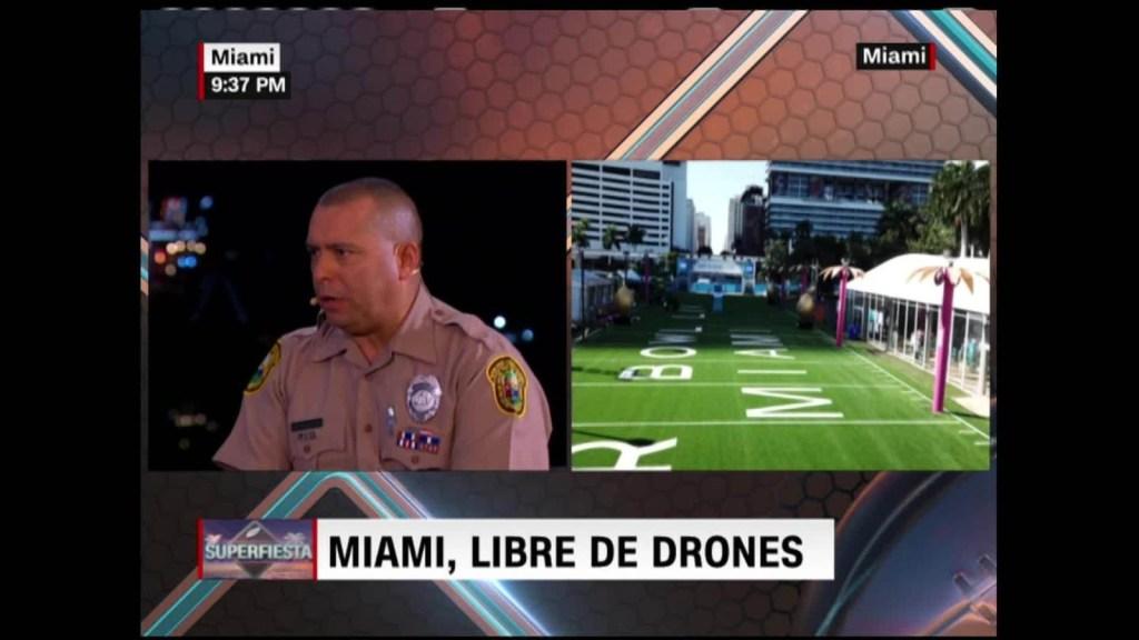 Super Bowl LIV: ¿cómo será la seguridad?