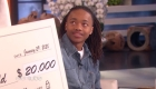 ¿Por qué Ellen DeGeneres le dió US$ 20.000 a este chico?