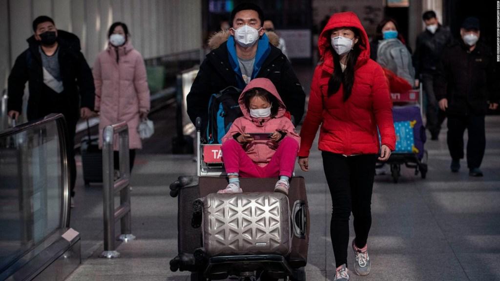 El efecto del coronavirus en la economía mundial