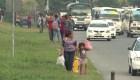 Nueva caravana migrante se forma en Honduras