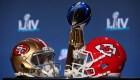 ¿Quiénes son los que ganan con el Super Bowl?