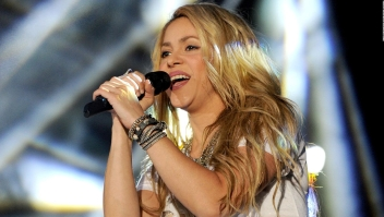 """Este viernes se estrena """"Shakira in Concert: el dorado tour"""""""