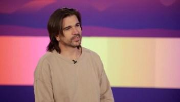 """Juanes habla sobre las veces que le dijeron """"no"""""""