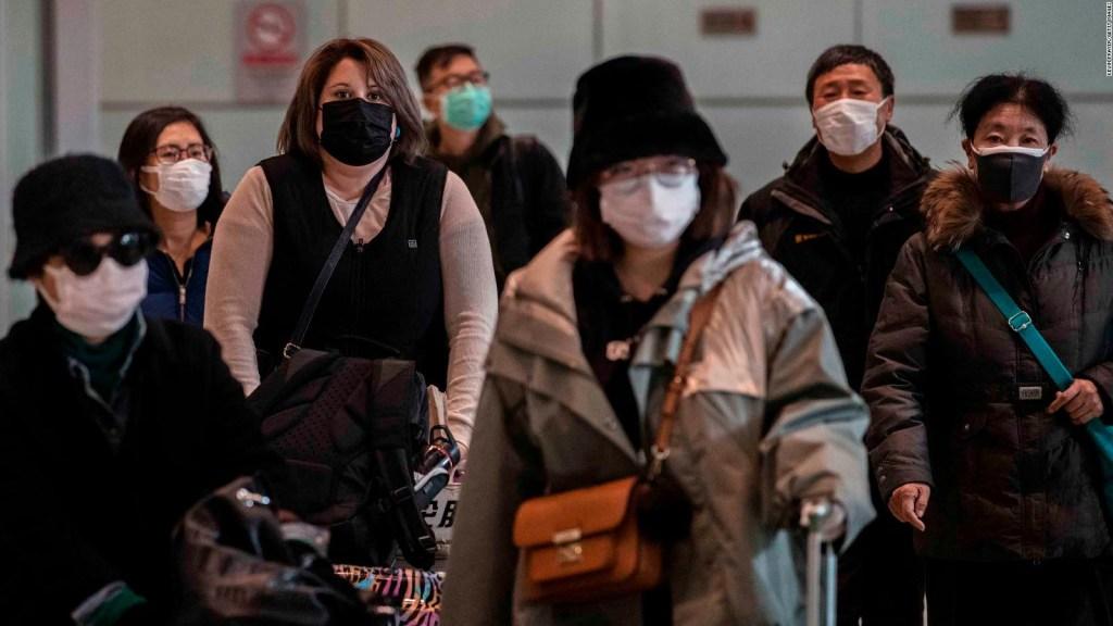 Declaran emergencia internacional por el coronavirus