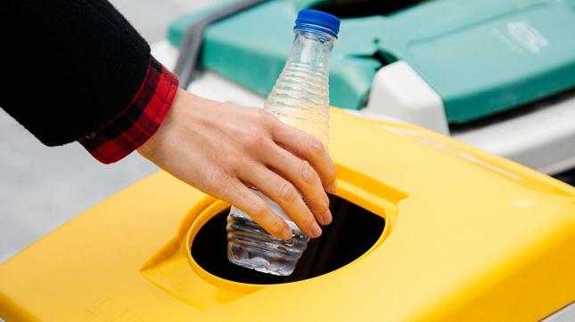 """Reciclaje: aseguran que es un """"tema pendiente"""" en Argentina. (Foto de Télam)."""
