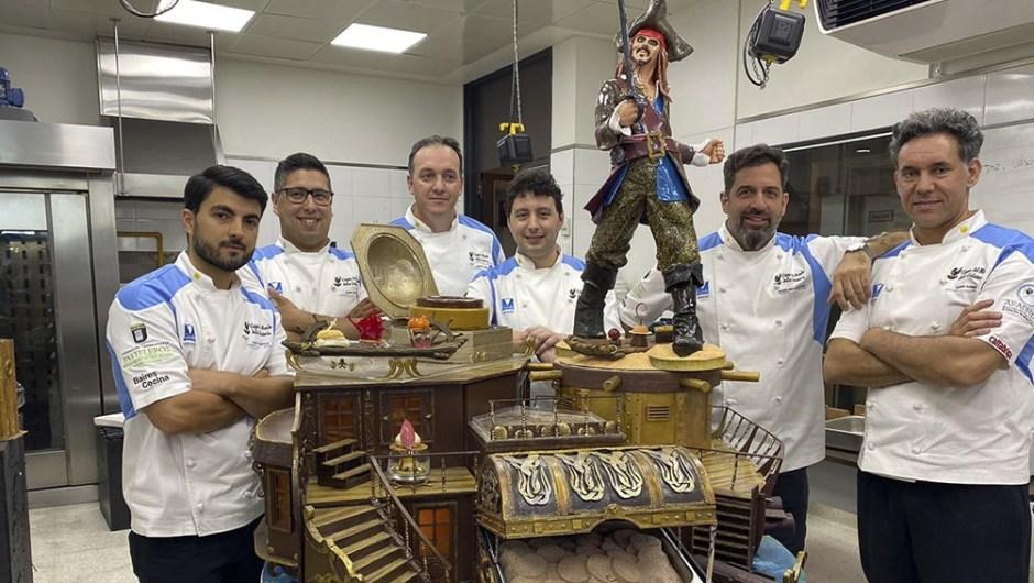 Argentina logró el tercer puesto en el Mundial de Helado Artesanal de Italia. (Foto de Télam).