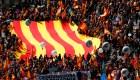 bandera cataluña catalana senyera