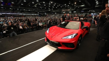 Detroit Children???s Fund to Receive $3 Million From Auction of Chevrolet Corvette Stingray VIN #0001