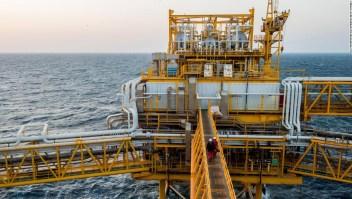 Precios petróleo ataque EE.UU.
