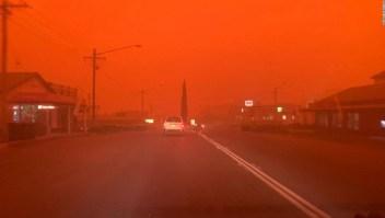 Incendios Australia es seguro viajar allí ahora