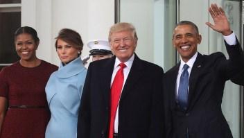 Trump y Obama empatan hombre más admirado EE.UU. Gallup