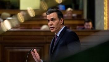 Pedro Sánchez toma posesión en España