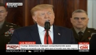 Trump: Bajo construcción se encuentran muchos misiles hipersónicos