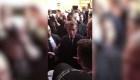 Macron discute con agentes israelíes en Jerusalén