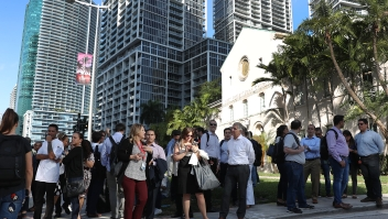 Miami también percibió el terremoto en costa de Jamaica