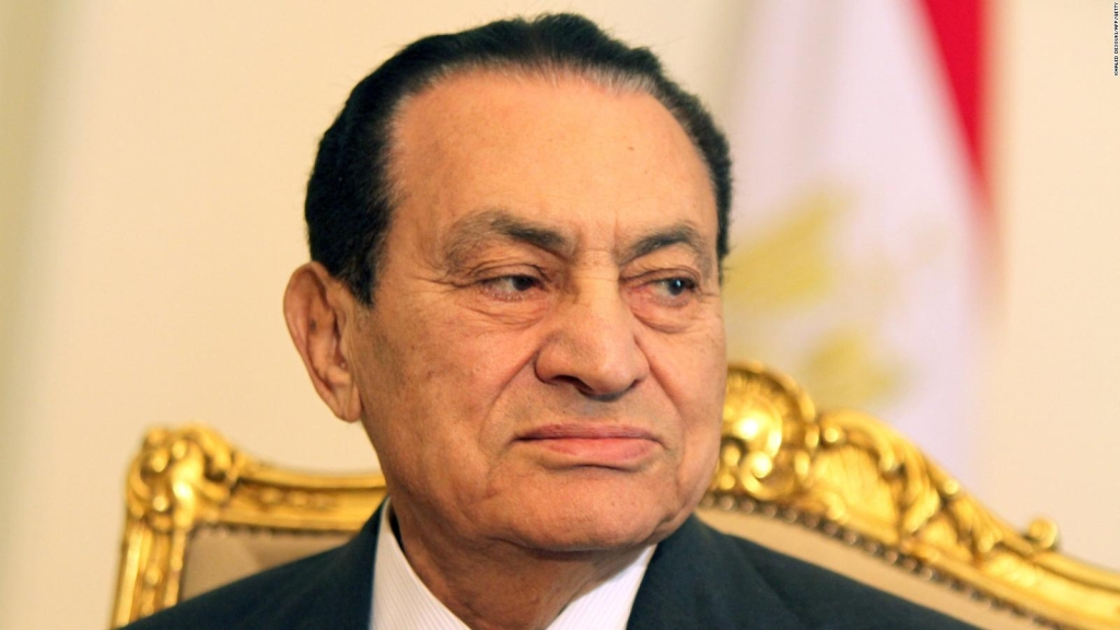 La larga sombra de Mubarak en Egipto