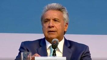 """Moreno opina sobre """"la dictadura"""" de Venezuela"""