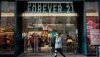 Forever 21 planea vender activos después de su bancarrota