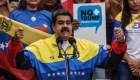 El gobierno de Maduro denuncia a EE.UU. en La Haya
