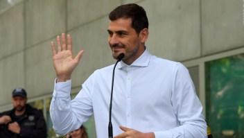 Las aspiraciones de Iker Casillas