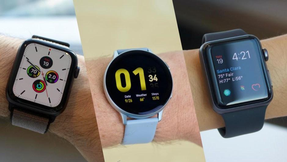 Mejores smartwatch de 2020