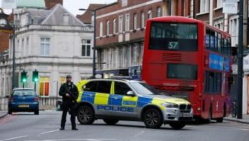 Atacante de Londres había salido recientemente de prisión