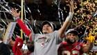 Trump se equivoca felicitando al ganador del Super Bowl