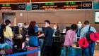 EE.UU. evalúa a 30.000 pasajeros procedentes de China