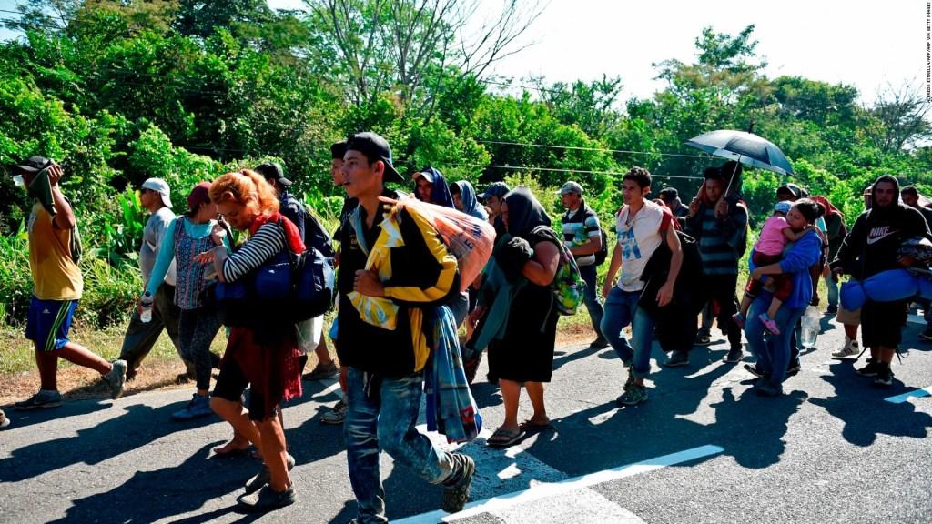 Guatemala espera la llegada de otra caravana de migrantes
