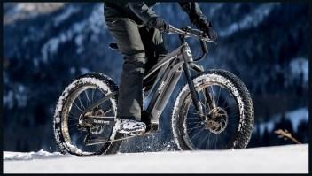 La bicicleta eléctrica de Jeep causa revuelo