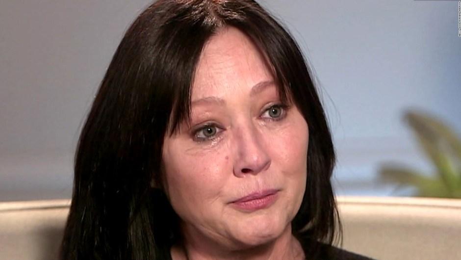 Shannen Doherty revela que su cáncer regresó